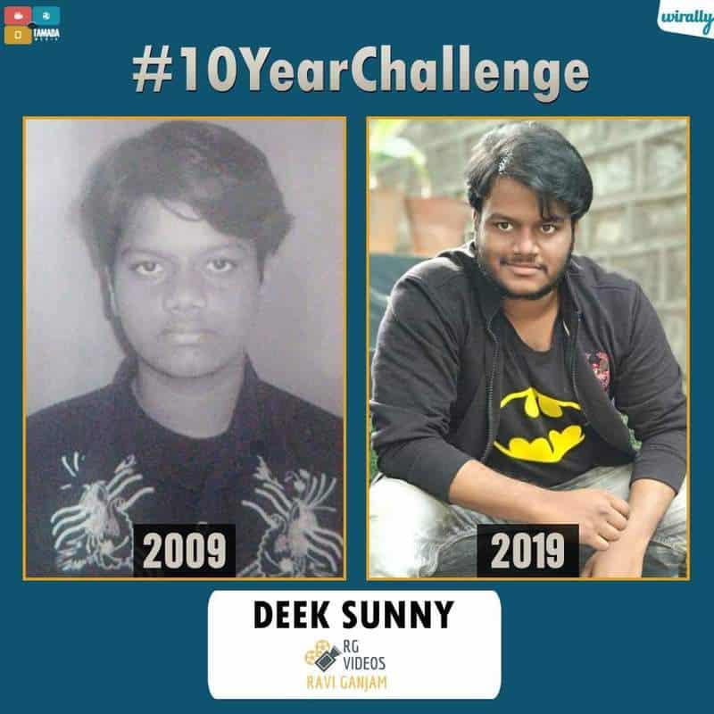 Deek sunny
