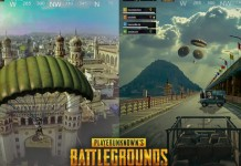 Telugu States Are A Map In PUBG