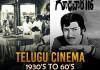Indian first Silent movie, Telugu first mookie cinema