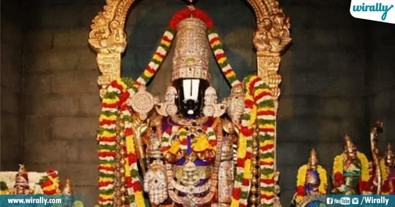 Ananda Nilayam At Tirumala