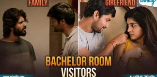 Bachelors Room