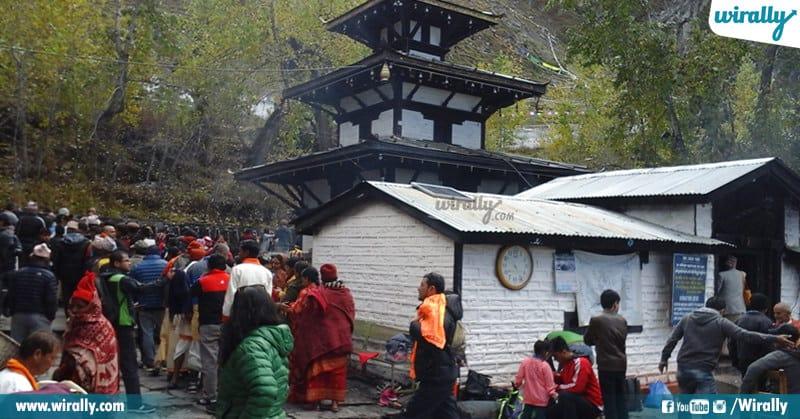 Muktinath Temple Nepal