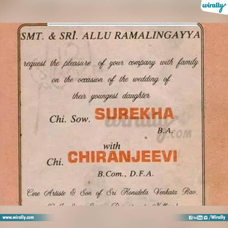 Chiranjeevi Celebrating 39th Anniversary