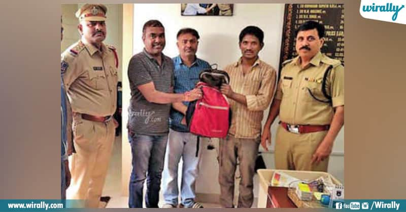 Auto Driver Returns Rs 10 Lakh To Owner