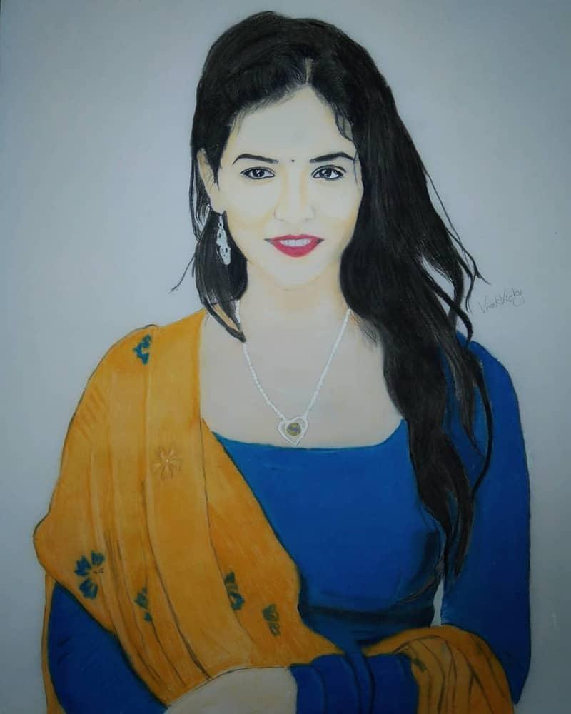 Self Trained Artist Portraits