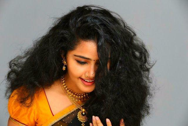 Most Loved Actress Anupama