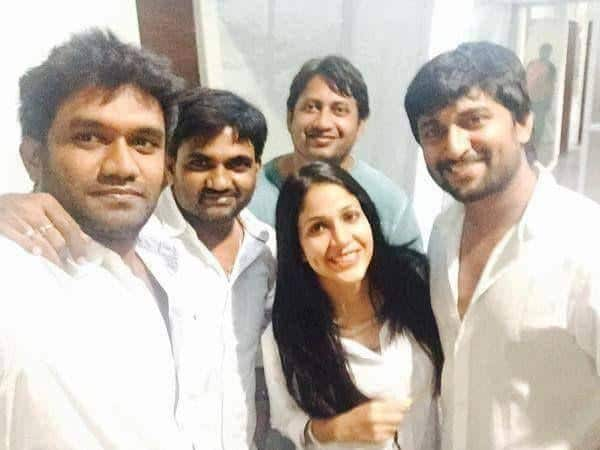 15. Nani with team Bhale Bhale Magadivoy