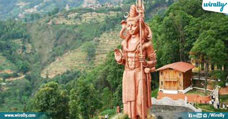 Tallest Statues Of Hindu Goddess