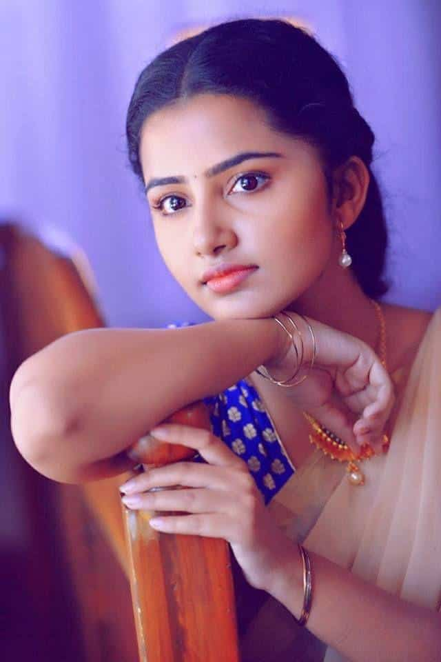 Most Loved Actress Anupama