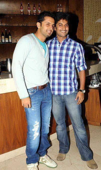 21. Nani and Nithin after party scenes