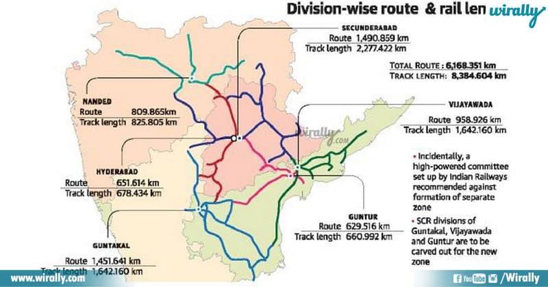Vizag railway zone