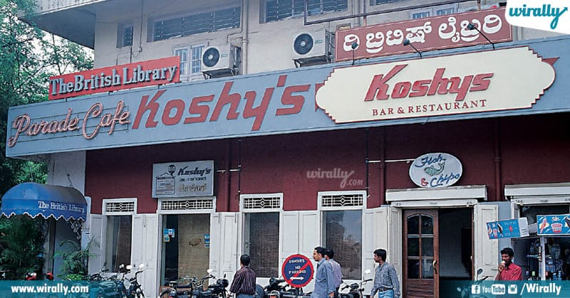 Bangalore's Best Places for eating