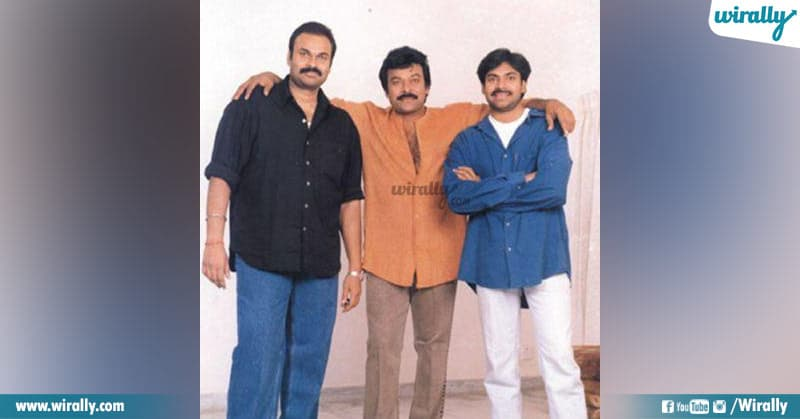 South Indian Actors & Brothers