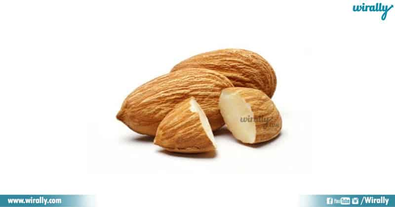 Health Benefits Of Eating Almonds