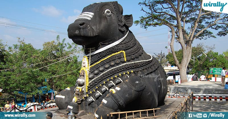 Famous Nandi Statues in India