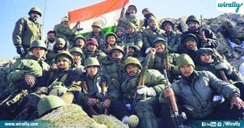 5 - india pak war