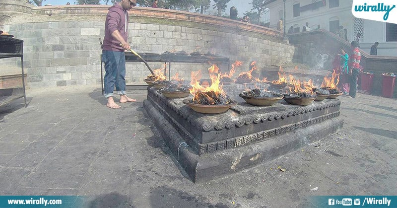 famous and sacred Pashupatinath Temple