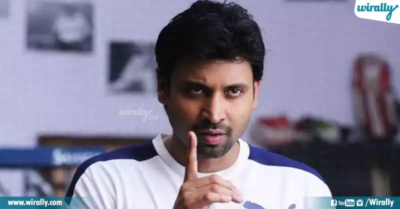 Some notable roles of Sumanth