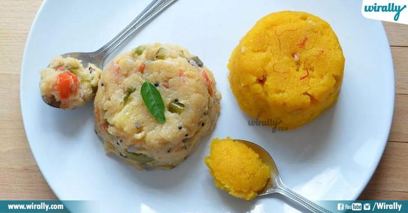 Delicious Karnataka Breakfast recipes