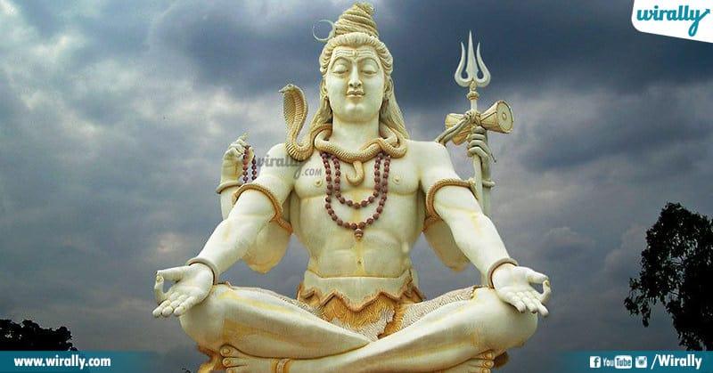 Top 10 Tallest Lord Shiva Statues