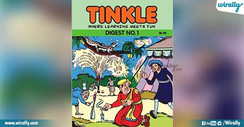 8 - tinkle