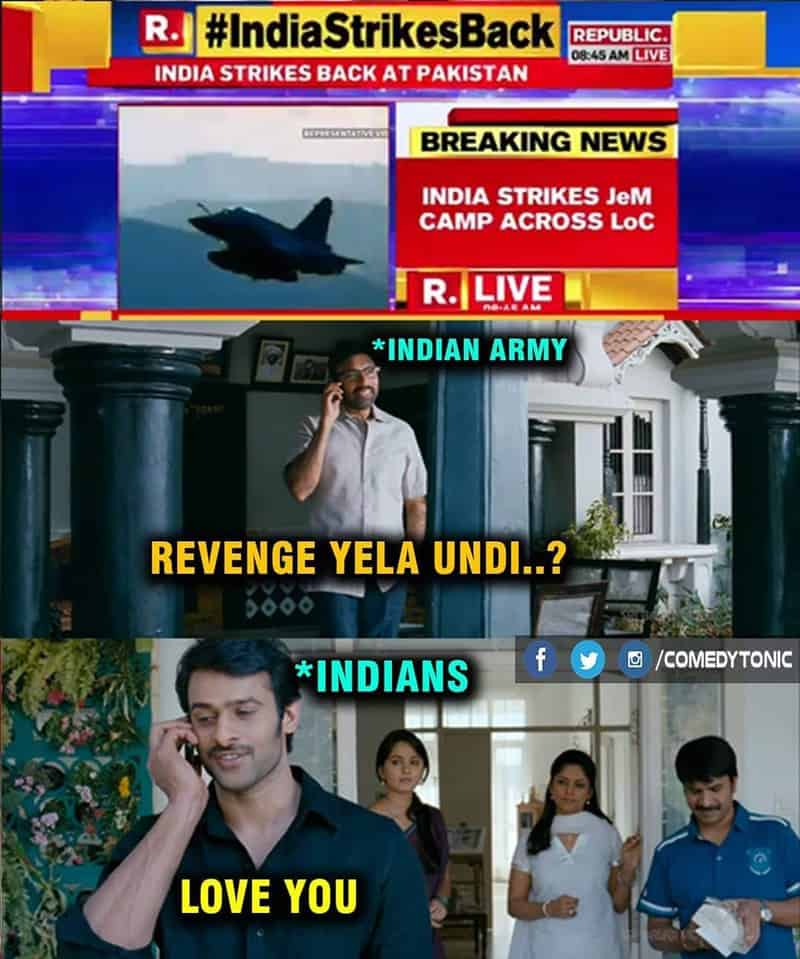 Memes Are Proof How Indians Celebrated Revenge