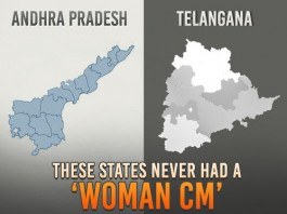 Indian States Never Had A Woman CMs