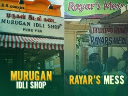 Best Breakfast Places in Chennai