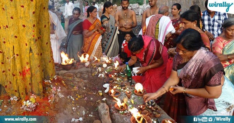 Deeparadhana Process At Home