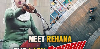 Rihana Khan Well of death