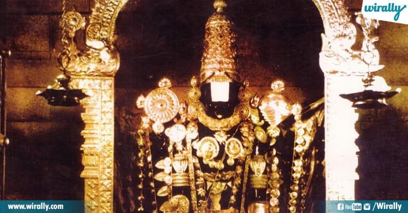 Thumbara Theertham At Tirumala