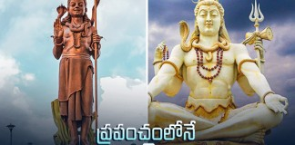 Top 10 Tallest Lord Shiva Statues