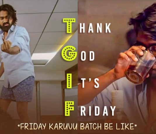 Corporate Employees Love Fridays