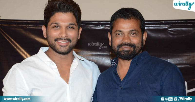 1-Allu arjun and sukumar