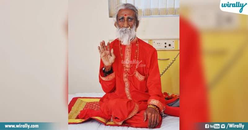 Mystery Baba Prahlad Jani