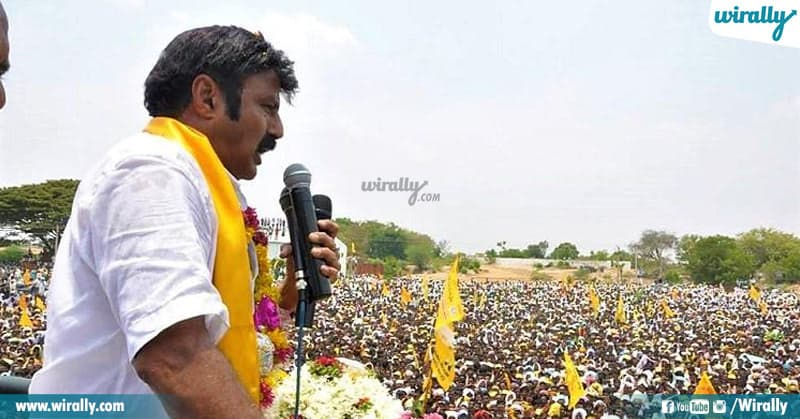 Tollywood Celebs Major Role In Elections
