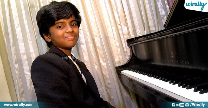 13 Year Old Makes India Proud With His Piano Performance