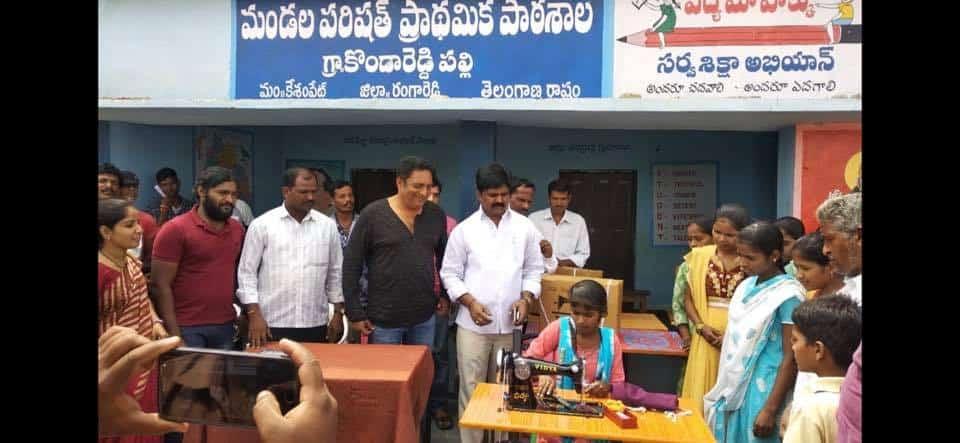 16. Prakash raj political meet