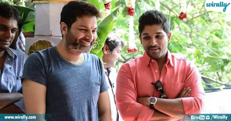 2-Allu arjun and trivikram