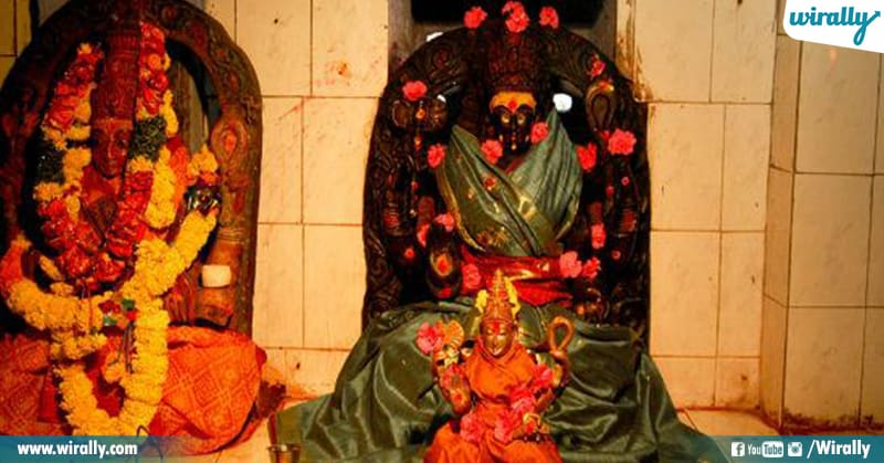 Atmakur Kolanu Bharathi Temple