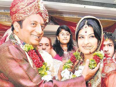 20. Prakash Raj Marraige pics