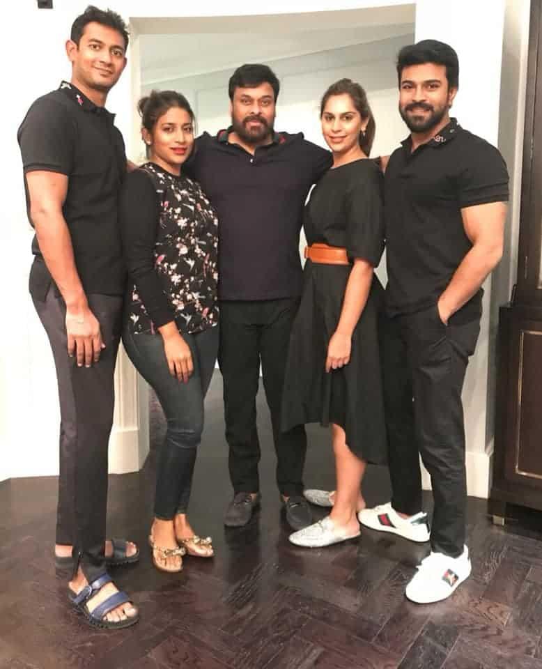 21. Mega family in black