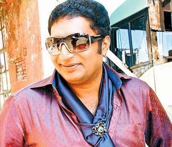 25. Prakash Raj shoot mood