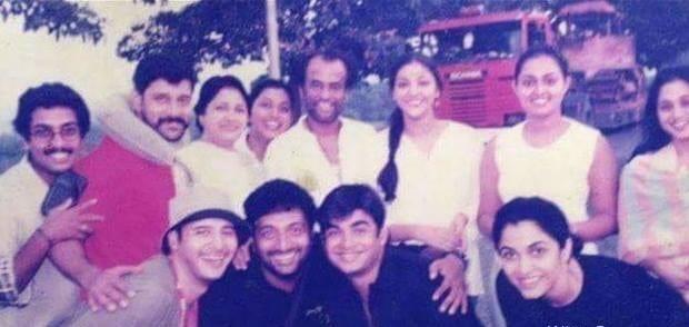 27. Prakash Raj with star