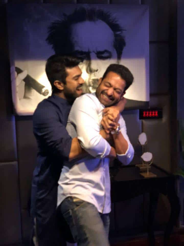 27. ntr and rc