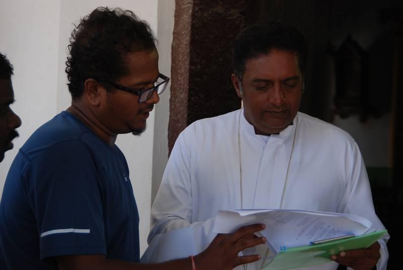 28. Prakash Raj church Father
