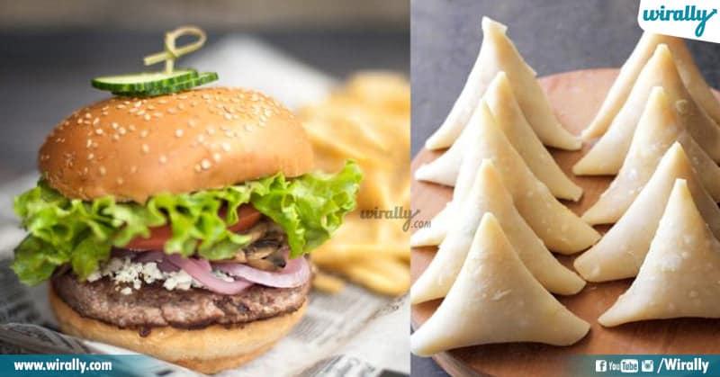 Samosa Is Healthier Than A Burger