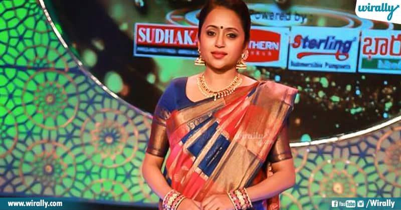 HBD Suma Kanakala