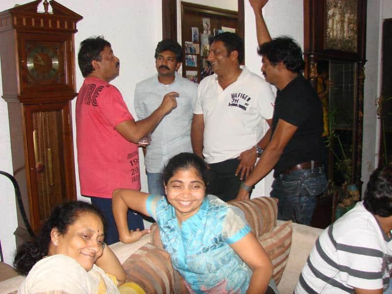 30. Prakash Raj with ss rajamouli