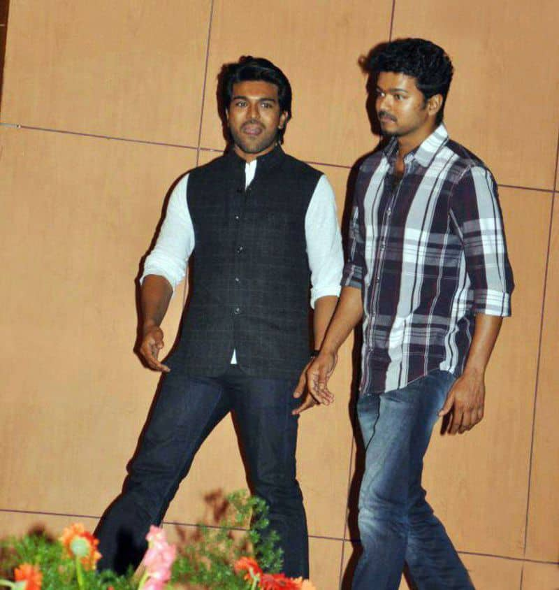 32. ram charan and vijay